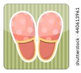 vector illustration of home... | Shutterstock .eps vector #440613961