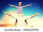 son. | Shutterstock . vector #440620945