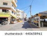 hersonissos  greece   27 may... | Shutterstock . vector #440658961