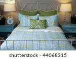 stylish bedroom furniture and... | Shutterstock . vector #44068315