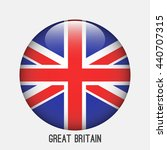 united kingdom great britain uk ... | Shutterstock .eps vector #440707315