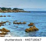 Monterey Bay From Asilomar...