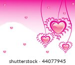 abstract background with...   Shutterstock .eps vector #44077945