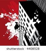 hous of silence | Shutterstock .eps vector #4408528