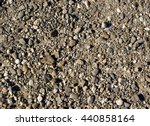 Texture Of Gravel Trail  Many...