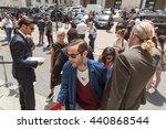 milan  italy   june 19 ... | Shutterstock . vector #440868544