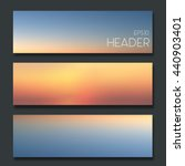 set of blurred headers. web...