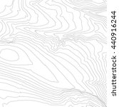 topographic map background... | Shutterstock .eps vector #440916244