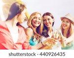 summer holidays and vacation  ... | Shutterstock . vector #440926435