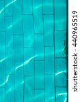 Bottom Of Swimming Pool From...