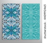 Vertical Seamless Patterns Set...