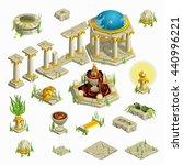 Ancient Decoration  Buildings ...