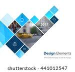 vector design element for... | Shutterstock .eps vector #441012547