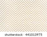 watercolor beige stripes...   Shutterstock . vector #441013975