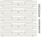vector seamless pattern. modern ... | Shutterstock .eps vector #441052261