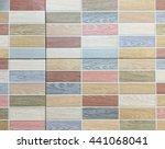 Mix Color Mosaic Tiles Mix...