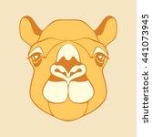 Camel. Head Of A Camel. Camel'...