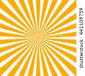 ray burst style background.... | Shutterstock .eps vector #441109759