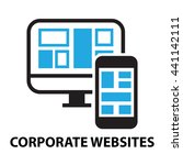 corporate websites business...