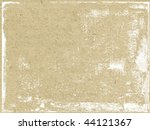 texture of the old paper | Shutterstock . vector #44121367