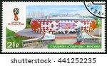 moscow  russia   october 17 ...   Shutterstock . vector #441252235