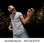 music. | Shutterstock . vector #441261919