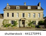 A Grand Country Mansion In The...