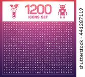 1200 general icons set....