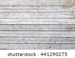 downed and painted wood planks...   Shutterstock . vector #441290275