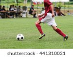 football soccer | Shutterstock . vector #441310021