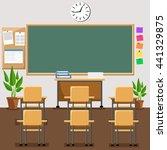 vector flat illustration of... | Shutterstock .eps vector #441329875
