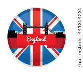 British Graphic Design  Vector...