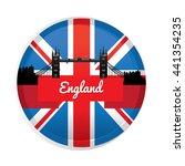 British Graphic Design  Vector...