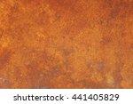 Oxidized Metal Surface Making...