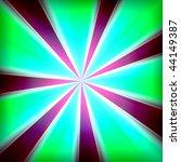 radial zoom burst of energy ... | Shutterstock . vector #44149387