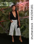 Small photo of NEW YORK-JUNE 22: Model Brandin attends the 2016 Coach And Friends Of The High Line Summer Party at The High Line on June 22, 2016 in New York City.