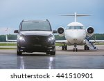 domodedovo  moscow  russia  ... | Shutterstock . vector #441510901