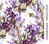 Floral Seamless Pattern. Garde...