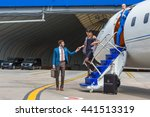 domodedovo  moscow  russia  ...   Shutterstock . vector #441513319