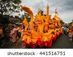 candle festival ubon... | Shutterstock . vector #441516751