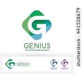 g letter logo.  g letter in...