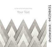vector background with metallic ...   Shutterstock .eps vector #441548431