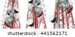 Telecommunication Towers With...