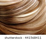 highlight hair texture abstract ... | Shutterstock . vector #441568411