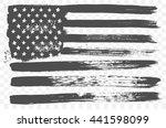 Vector Grunge Flag Of United...