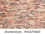 old brick wall. abstract...   Shutterstock . vector #441674665