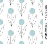 watercolor texture. seamless... | Shutterstock . vector #441719509