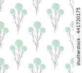 watercolor texture. seamless... | Shutterstock . vector #441720175