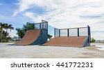 Skate Park In The Daytime....