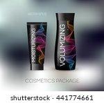 vector body care cosmetics... | Shutterstock .eps vector #441774661